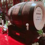 バー ブラジル - ウイスキーの小樽