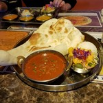 インドレストランTAJ - 料理写真: