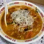 縁 - ドクロ麺(12辛):950円