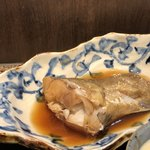 鮮彩えにし - 鱈の煮付け