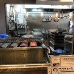 鮮彩えにし - 厨房