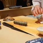鮨 さいとう - さばの棒寿司