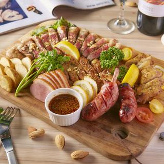新しいお肉の楽しみ方を提供する新感覚肉バルが新橋にOpen♪