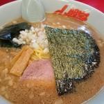 ラーメン山岡家 - プレミアムとんこつ醤油