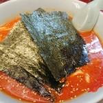 ラーメン山岡家 - 辛味噌 大辛