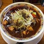 辛っとろ麻婆麺 あかずきん - 「辛っとろ麻婆麺」850円