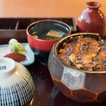 あつた蓬莱軒 - 2017.12 ひつまぶし(3,600円)