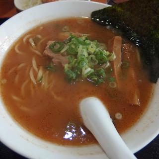 サクラ - 料理写真:鯛だしらーめん 税込700円