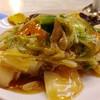 水新菜館 - 料理写真:あんかけ焼きそば