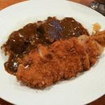 レストラン・サカキ - 千葉県産林SPFポークカツカレー