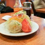 レストラン・サカキ - サラダ」