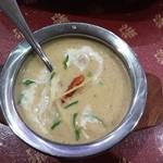 パキスタン・アラビアン・インド料理 デラ - ラムホワイトコールマ
