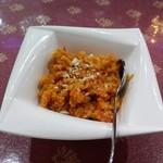 パキスタン・アラビアン・インド料理 デラ - ガージャルハルワ