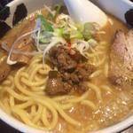 麺屋武蔵 武骨 - みそラーメン