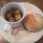 フレンチーナ - スープ&パン