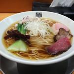 竹末東京Premium - 醤油そば