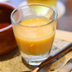 ROASTER - バターナッツのスープ~あいち季節野菜と炭火焼のオードブルバリエ(ROASTER LUNCH SET)