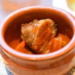 ROASTER - 小さな炭火焼き煮込みハンバーグ~あいち季節野菜と炭火焼のオードブルバリエ(ROASTER LUNCH SET)