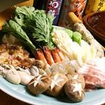 和宴処 みやま - 寄せ鍋