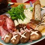 和宴処 みやま - 鍋料理