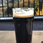 ベアード・ブルワリーガーデン修善寺 - ハバネロ入ったビールです。
