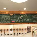 ベアード・ブルワリーガーデン修善寺 - 限定ビールです。