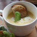 あるうのぱいん - コーンスープ