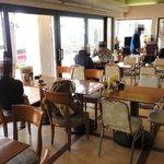 道の駅 宍喰温泉 レストラン アリタリア - 店内の様子