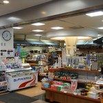 道の駅 宍喰温泉 レストラン アリタリア - 物産センター