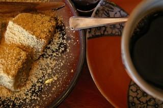 嵐山さくら餅 稲