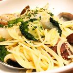 リンシエメ - アサリと野菜のスパ