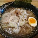 打木ら~めん - 料理写真:醬油ラーメン