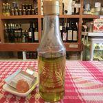 フィ - 岩塩 & ギリシャ直輸入のオリーブオイル「カラマノリ」