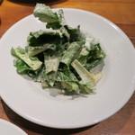 ドノスティア - 大和真菜のシーザーサラダ1