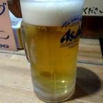 和鉄 - 生ビール