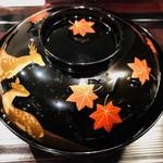 和の食 いがらし - 毎月変わるという季節の漆器たち!