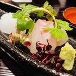 和の食 いがらし - 新鮮な鯛と真イカ!