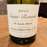 和の食 いがらし - フランス産ワインです!