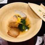 和の食 いがらし - 海老芋の唐揚げ