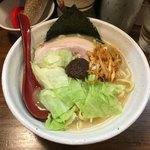 無銘 - 料理写真:熟成練り醤油大盛り700円
