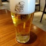 みず野 - ドリンク写真:グラスビール