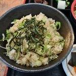 咲家 つる丸 - 蕎麦めし