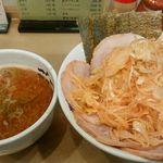 77624123 - スペシャルつけ麺空&大地