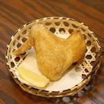 鶏ジロー - 大山鶏手羽素揚げ