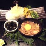 名古屋コーチン専門 個室 鳥銀邸 はなれ - 厳選鶏の出汁雑炊膳