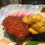 海幸 - ダイヤモンド 3,200円(いくら、うに)