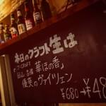 Bar&Dining LiNCUE - チルドで配送される【生クラフトビール】