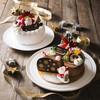 千里阪急ホテル ケーキショップ - 料理写真:■SWEET CHRISTMAS 2017 千里阪急ホテル クリスマスケーキのご案内 (ご予約期間)~2017年12月23日 ※お引渡しの2日前18:00までにご予約ください