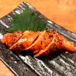 炊き餃子と麺 虎鉄 - 炙り明太子