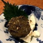 炊き餃子と麺 虎鉄 - カニみそチーズ